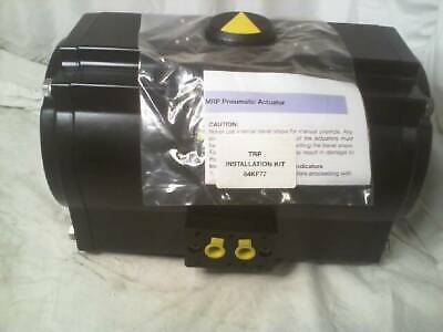 Pentair MRP-037U-T-D000 Pneumatic Rack & Pinion Actuator - New