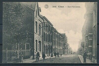 [1011] Ciney CPA - Rue Pervienne