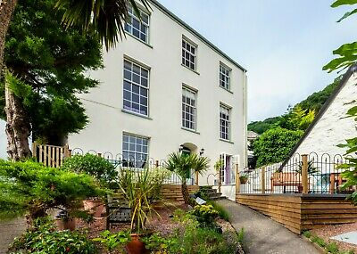 Seaview Holiday Cottage, Lynmouth,Devon, Sleeps 8 In 4 Bedrooms, Dog Friendly
