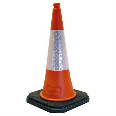 750mm Road Traffic Management star lite 2-Piece Cones - Brand New (pack of 75)