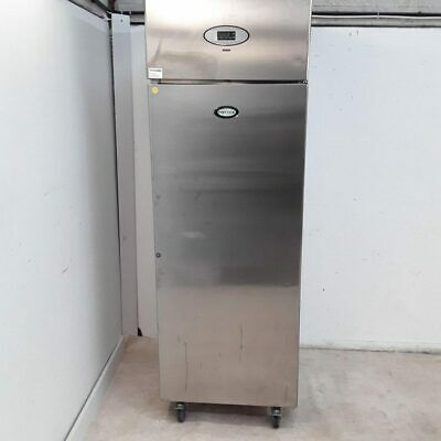 Commercial Freezer Stainless Single Upright Foster Prog600L