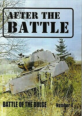 After the Battle of the Bulge Number 4 1974 / Ardennenoffensief