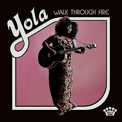 YOLA WALK THROUGH FIRE CD (Released February 22nd 2019)