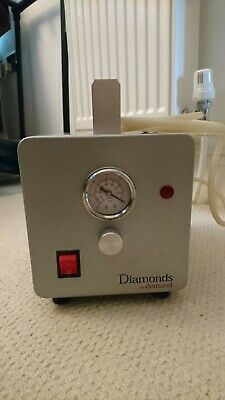 Diamonds On Demand Microdermabrasion Machine (Amazing Crystal Clear Skin)