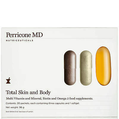 Perricone MD Total Skin and Body 30 Pockets 96g