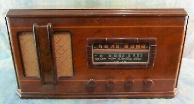 Retro Musicaire AM and Shortwave Radio Model 022-T Tested