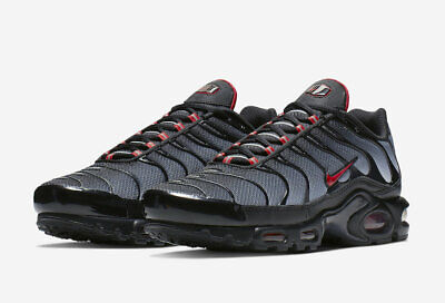 NIKE AIR MAX Plus Tuned TN Running Trainers Shoes, Size UK 7
