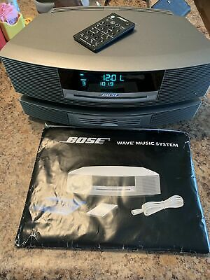 Bose Wave Music System  + Multi-CD Player/Changer/Remote
