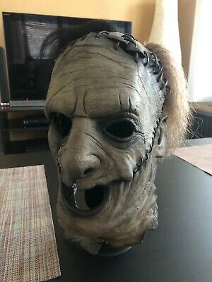 Mask Leatherface remake 2003 «The Butch» 2018 Andrew Swift Creations.