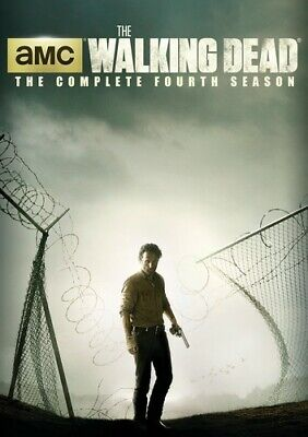 The Walking Dead: Season 4 Never Open & This Order Comes With Fast FREE Shipping