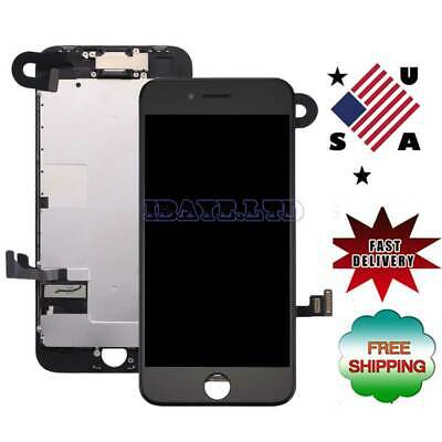 For iPhone 8 LCD Touch Digitizer Screen Replacement Camera QC A1863 A1905 A1906