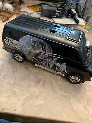 Vintage Star Wars Darth Vader Van SSP Diecast From 1977 General Mills