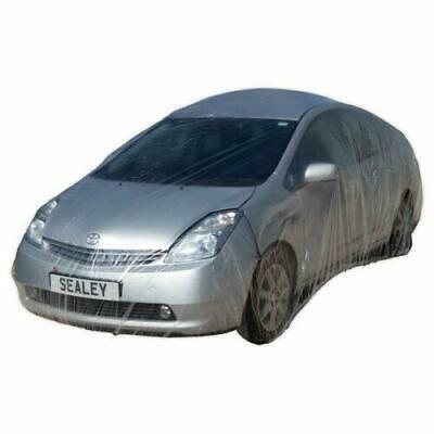Sealey Temporary Universal Disposable Car Cover Large TDCCL