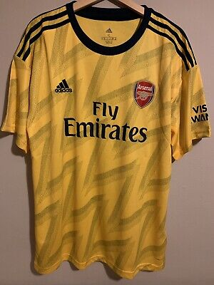 ARSENAL Away Shirt Jersey 19/20 BNWT ADIDAS XL Extra Large