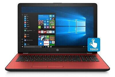 "2019 Newest HP Touchscreen 15.6"" Laptop,Pentium 2.3Ghz,8GB RAM,1TB SSD,Win 10 PR"