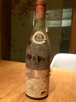Louis Latour Beaune Perrières 1973 - French Bourgogne Wine