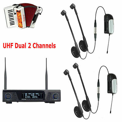 UHF Four Channel Wireless In Ear Monitor System for Stage Monitoring Performance
