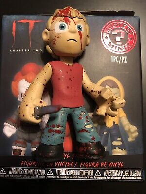 Funko Mystery Minis IT Chapter 2 Young BLOODY HENRY BOWERS 1/72 Rarity