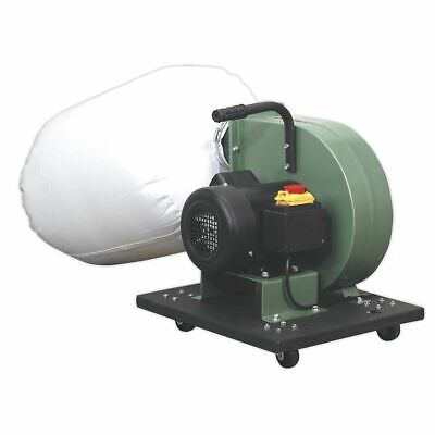 Sealey Dust & Chip Extractor 1hp 230V SM48
