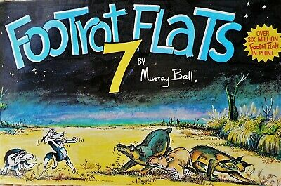"""""""Vintage Footrot Flats No.7"""" Excellent Pre-Owned Condition !"""