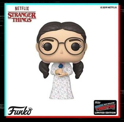 Pre-Order Funko Pop! Stranger Things Suzie Nycc 2019 Shared Fall Exclusive
