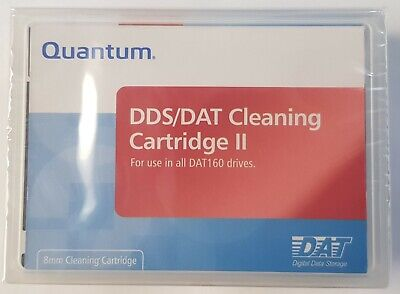 Quantum DDS / DAT Cleaning Cartridge (2nd Gen) only for DAT160 Tape Drive