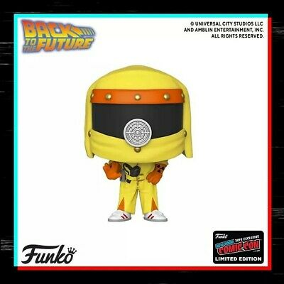 Pre-Order Funko Pop! Back To The Future Marty Mcfly Nycc 2019 Shared Exclusive