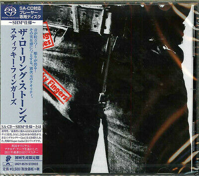 Rolling Stones - Sticky Fingers: Limited (SACD Used Very Good)