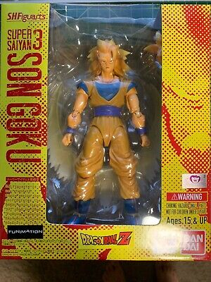S.H.Figuarts Super Saiyan 3 Son Goku Dragon Ball