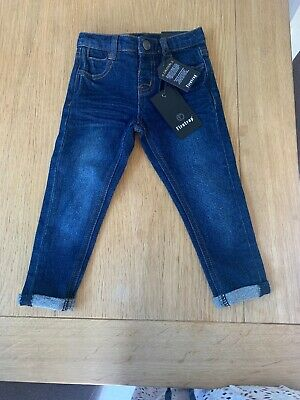 Firetrap Boys Jeans Age 1-2 New With Tags RRP £25