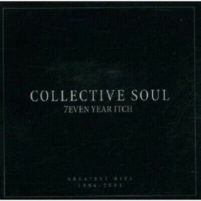 Collective Soul - 7Even Year Itch-Greatest Hits  Cd Neu