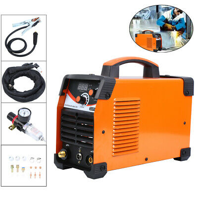 220V Plasma Cutter Welding 10-50A Inverter DIGITAL & Accessories 1-12mm Cutting