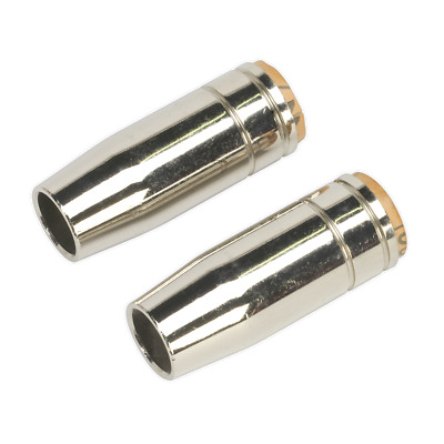 MIG929 Sealey Conical Nozzle TB25/36 Pack of 2 [MIG Consumables]