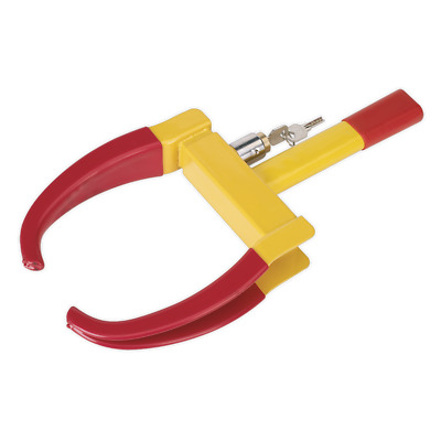 PB395 Sealey Claw Car Wheel Clamp [Vehicle Clamps & Barriers] Wheel Clamps