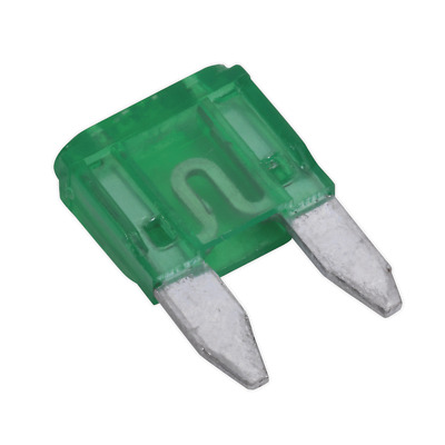 MBF3050 Sealey Automotive MINI Blade Fuse 30A Pack of 50 [Electrical]