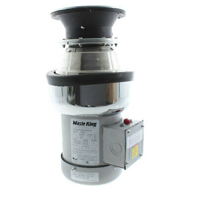 Waste King 1000-3 1hp 3ph Disposal