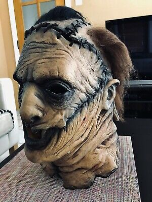Mask Leatherface 2003 remake AM Creations « Tommy 3.0 « VERY RARE !!!