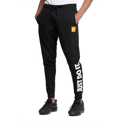 Pantalone Uomo Nike Sportswear Just Do It Nero Codice BV5114-010