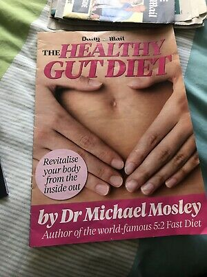NEW:  'The Healthy Gut Diet' ( Daily Mail  Publication)