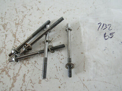 x10 Tension Rods 7//32 45mm  t-rods