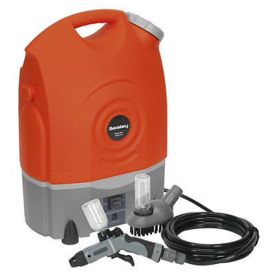 PW1712 Sealey Pressure Washer 12V Rechargeable [Pressure Washers]