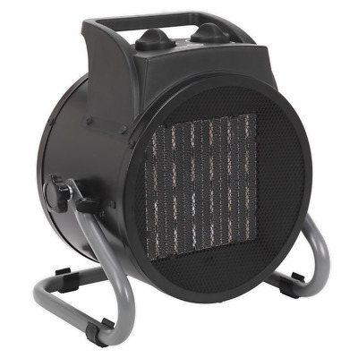 PEH3001 Sealey Industrial PTC Fan Heater 3000W/230V [Heaters] Heating & Cooling