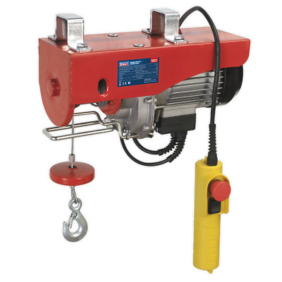 PH400 Sealey Power Hoist 230V/1ph 400kg Capacity [Lifting] Hoists Lifting Tackle