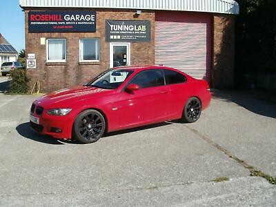 BMW 320d m sport coupe,full history,116k,auto,leather