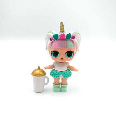 LOL Surprise Doll New UNICORN Confetti Pop Big Sister Series 3-012 Color Change