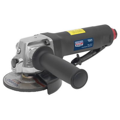 SA152 Sealey Air Angle Grinder 100mm Composite Housing [Grinders]