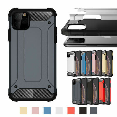 SHOCKPROOF HEAVY DUTY TOUGH ARMOUR CASE Apple iPhone 11 iPhone 11 Pro Max