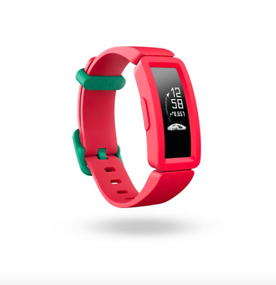 Fitbit Ace 2 Kids Activity Tracker - Watermelon/Teal