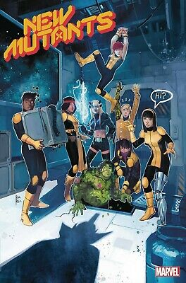 NEW MUTANTS #2 DX  Rod Reis Cover A NM or better Pre Sale 11/27