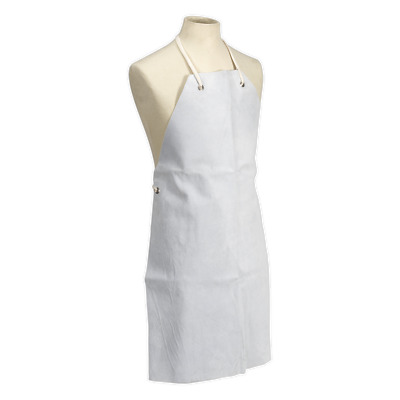 SSP/LWA Sealey Leather Welding Apron [Body Protection]